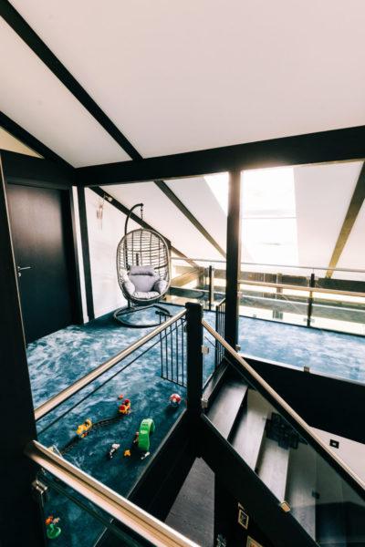 Modernes Fachwerk Haus Landhaus Holz Konstruktion Holzstaenderhaus Holzskelett Fachwerkhaus Concentus 6
