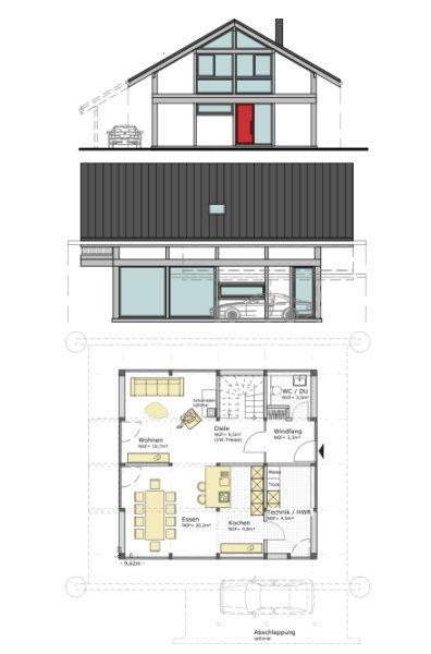 Musterhaus C137