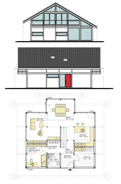 Musterhaus C200