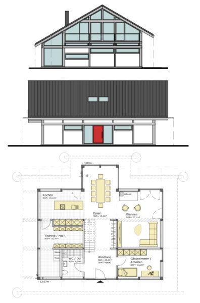 Musterhaus Ch212