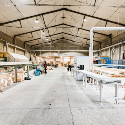 Abbundbetrieb Hausbau Holzhaus
