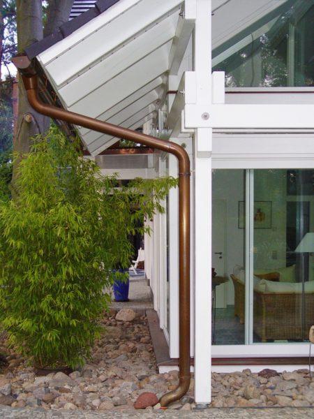Architektenhaus Fachwerkhaus Holz Skelett Konstruktion 4