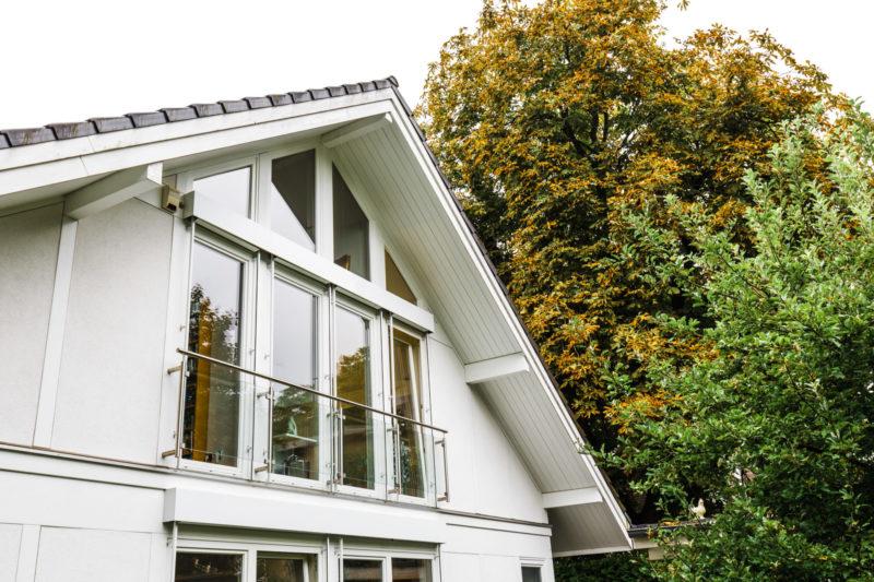 Berlin fachwerkhaus hausbau concentus moderne fachwerkh user for Berlin hausbau