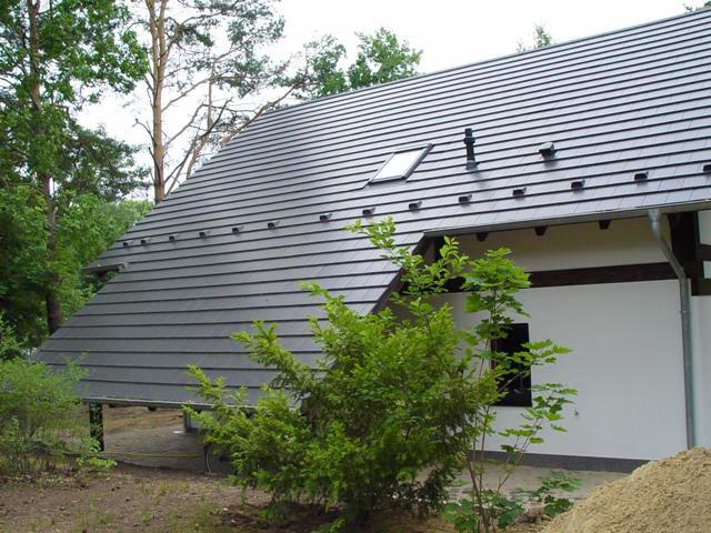 Concentus Dacheindeckung Dach Fachwerkhaus