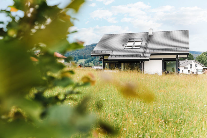 Concentus Fachwerk Modernes Fachwerkhaus Landhaus Bauen Holzhaus
