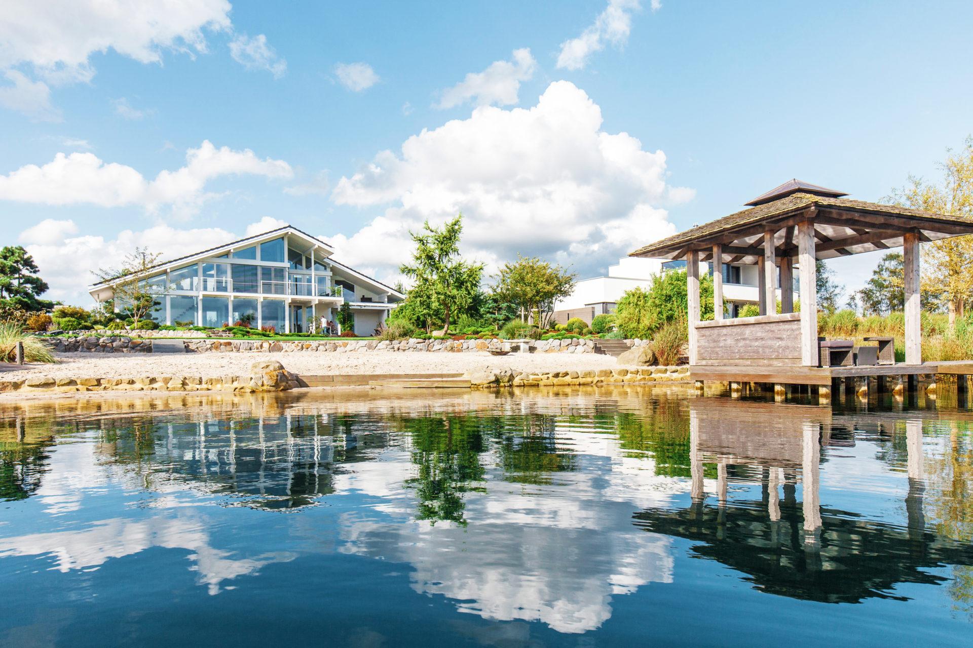 Concentus Fachwerkhaus Hausbau Holzhaus Architektenhaus