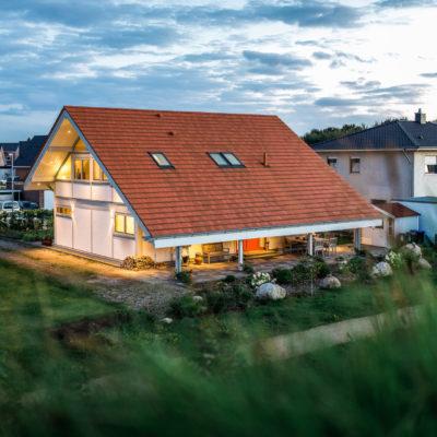 concentus modernes fachwerkhaus Modernes Fachwerkhaus mit Erker schafft mehr Wohnraum