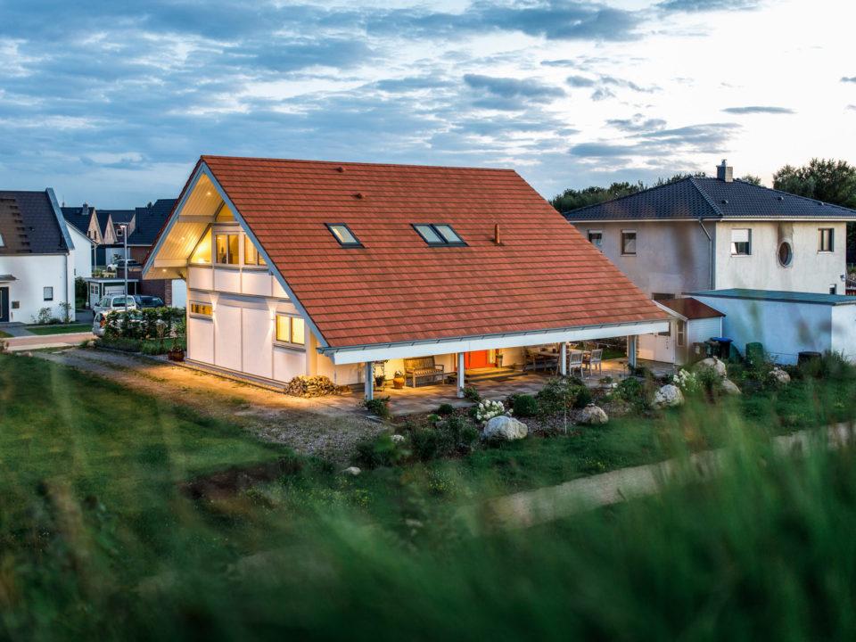 Concentus Fachwerkhaus Landhaus Holzhaus