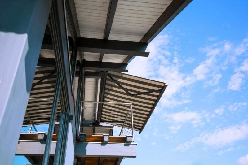 Concentus Fachwerkhaus Modern Holzskelett Holzhaus