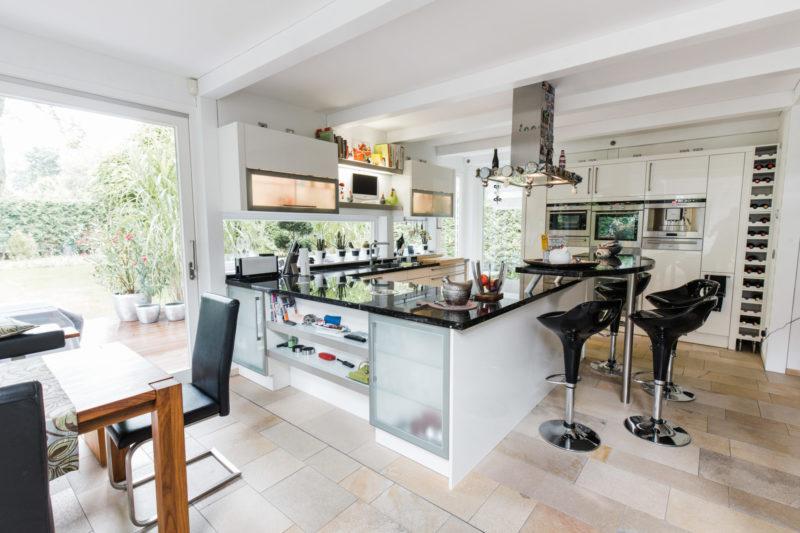 Concentus Hausbau Fachwerk