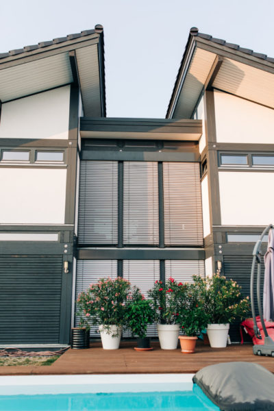 Concentus Hausbau Fachwerkhaus Design Landhaus Modern Architektur