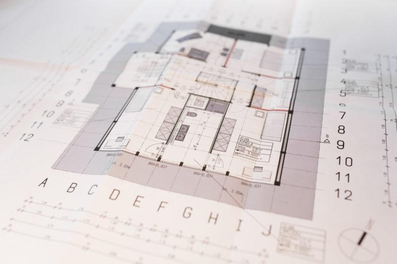 Concentus Hausbau Holzhaus Holzskelett
