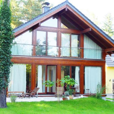 concentus modernes fachwerkhaus Ein Landhaus mit viel Charme in der Natur