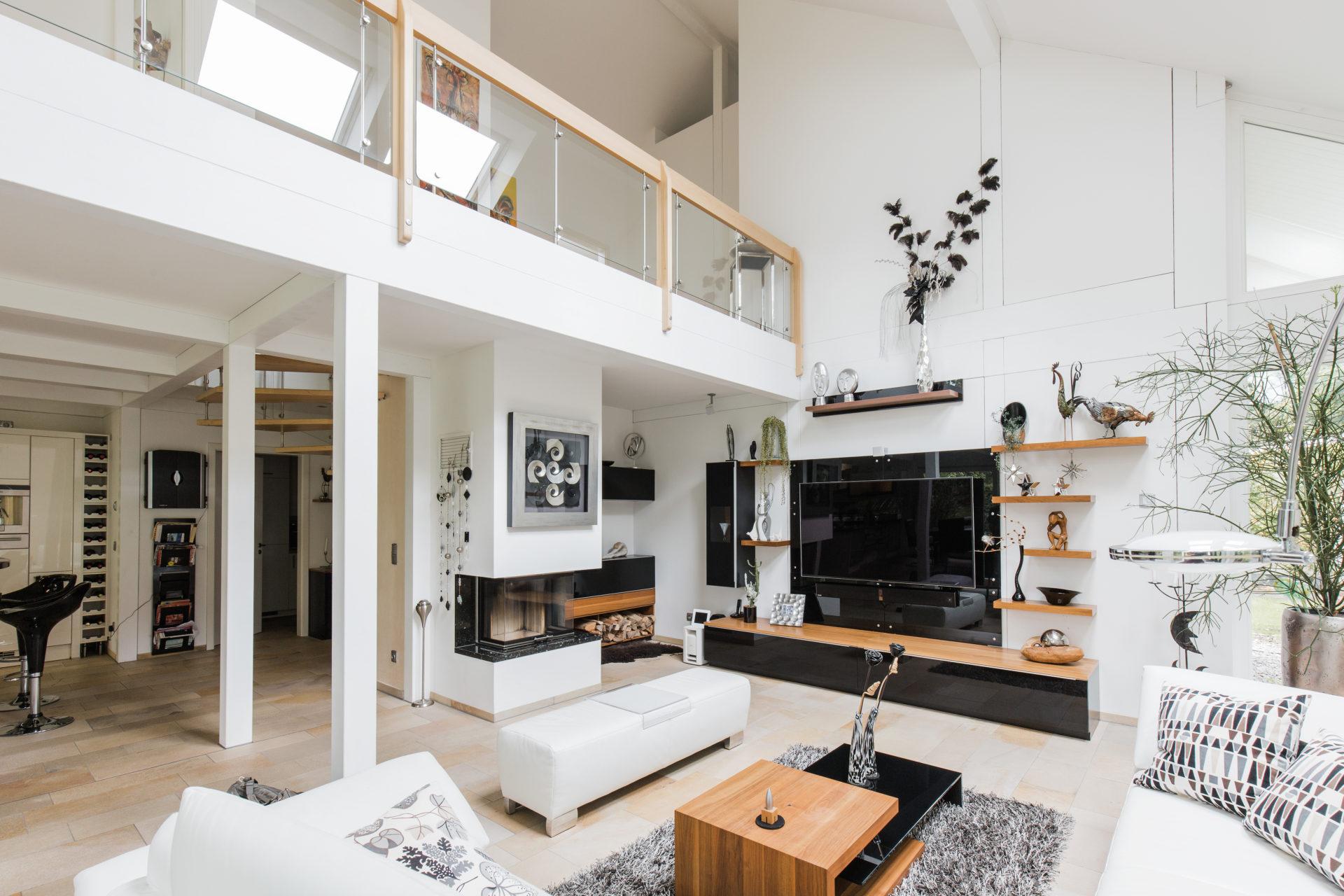 Luxus Haus Inneneinrichtung Ideen Schema