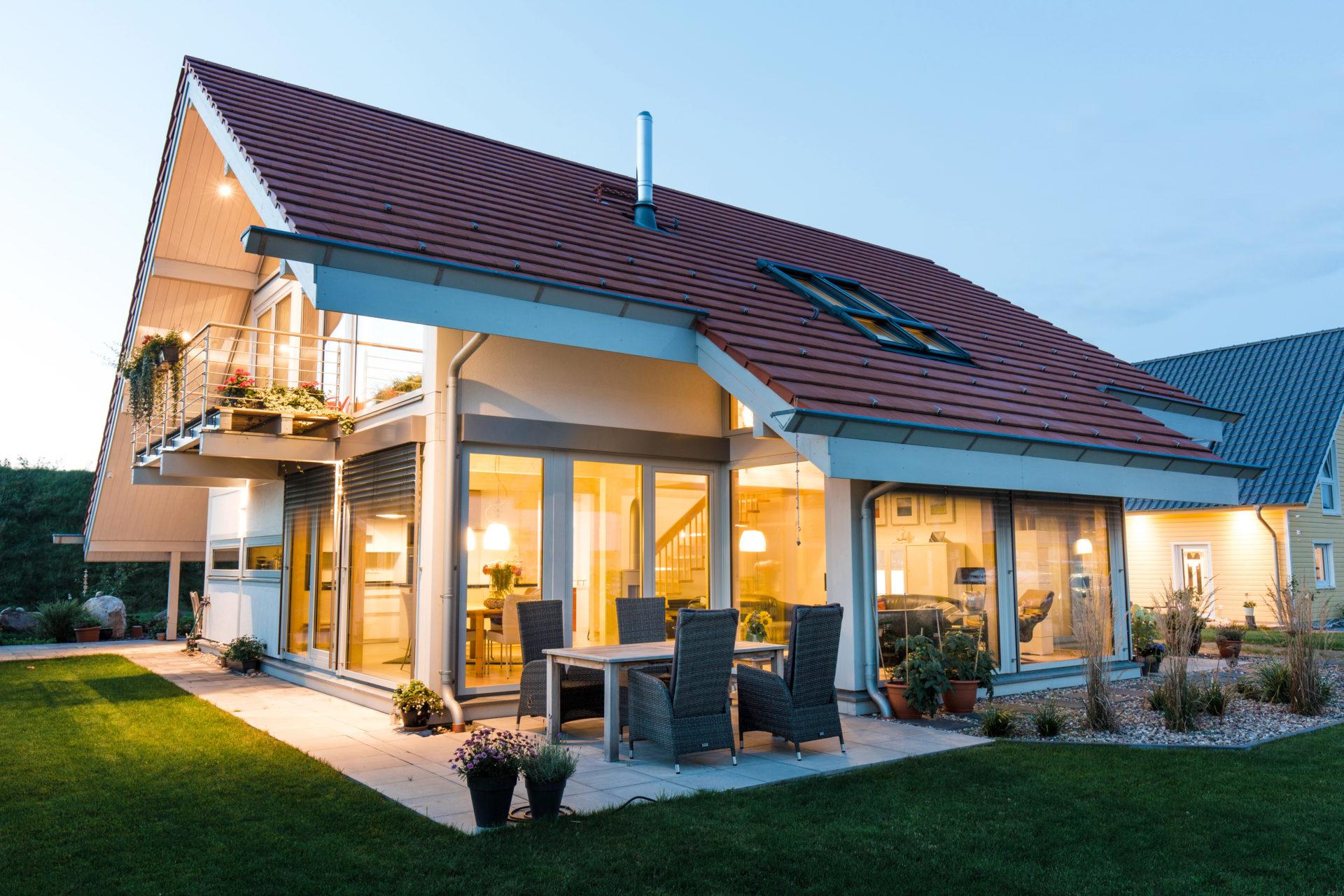 Moderne Fachwerkhäuser concentus landhaus fachwerkhaus holzskelett concentus moderne