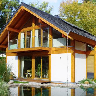 concentus modernes fachwerkhaus Das Landhaus fernab von Hektik und Alltagstrubel