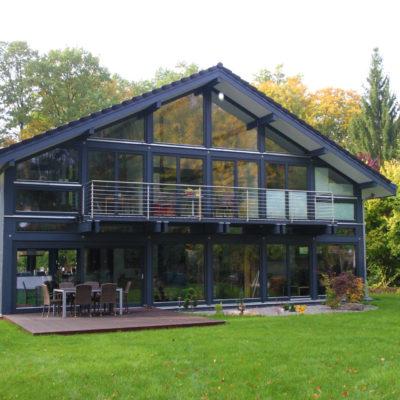 Concentus Modernes Fachwerkhaus