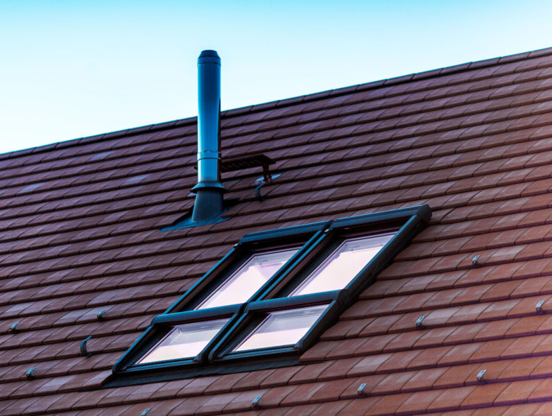 Dachflaechenfenster Dachfenster
