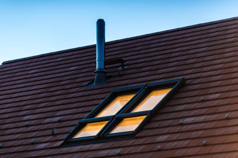 Fachwerkhaus Dach Fenster