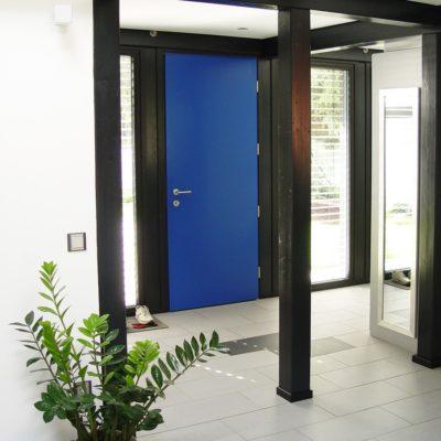 Fachwerkhaus Dunkle Konstruktion Holz Skelett Haus Landhaus 12