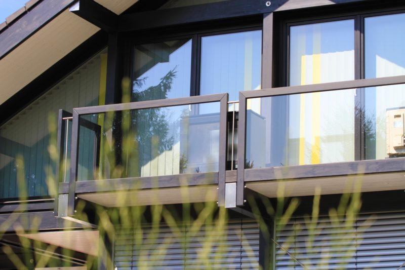 Fachwerkhaus Dunkle Konstruktion Holz Skelett Haus Landhaus 17