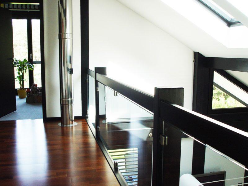 Fachwerkhaus Dunkle Konstruktion Holz Skelett Haus Landhaus 9