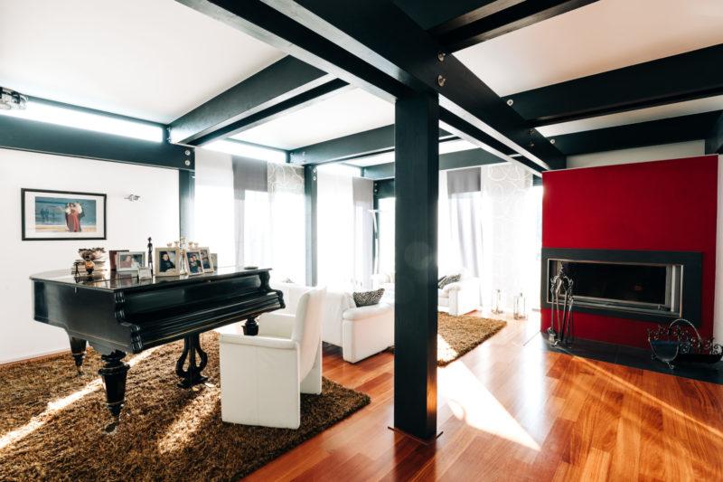 Fachwerkhaus Innen Landhaus Design Moebel Modernes Fachwerk Concentus