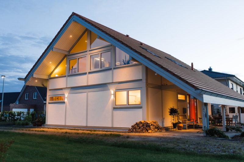 Fachwerkhaus Landhaus Concentus Hausbau Firma