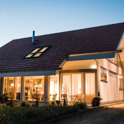 Hausbau Fachwerkhaus Firma Concentus