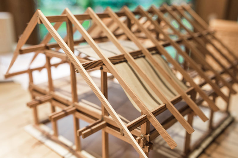 Holz Skelett Holzhaus Fachwerkhaus Landhaus Bauunternehmen