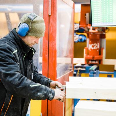 Holzhaus Fachwerkhaus Landhaus Tischler Abbundbetrieb