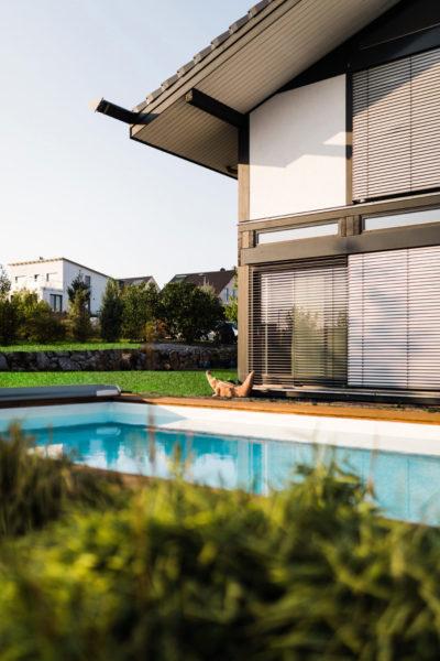 Holzskellett Haus Bau Fachwerkhaus Concentus