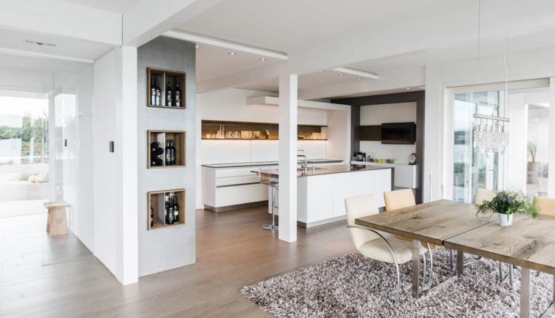 Innenausbau Fachwerkhaus Landhaus Concentus Hausbau