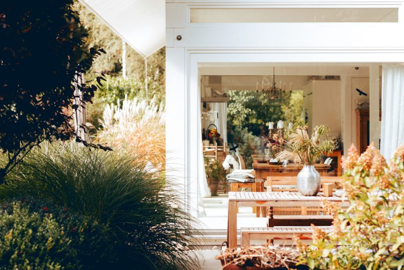 Modernes Fachwerk Haus Holz Glas Hell Holzstaenderhaus Holzskeletthaus Modern 20