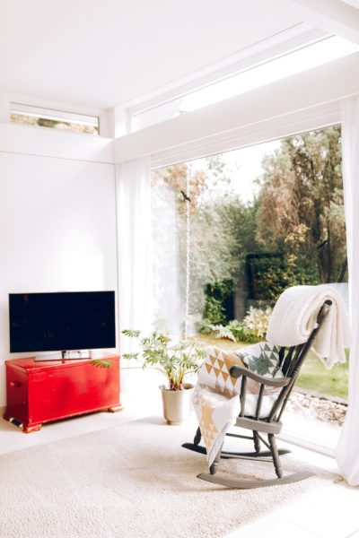 Modernes Fachwerk Haus Holz Glas Hell Holzstaenderhaus Holzskeletthaus Modern 22