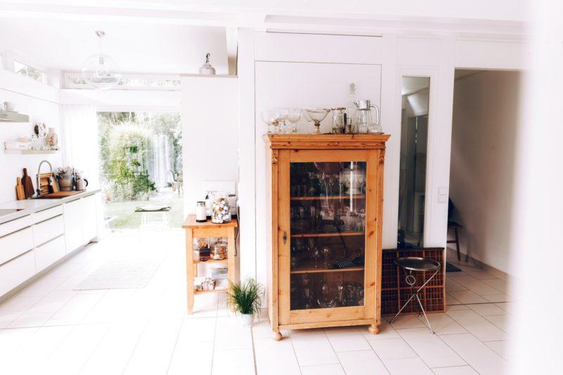 Modernes Fachwerk Haus Holz Glas Hell Holzstaenderhaus Holzskeletthaus Modern 24