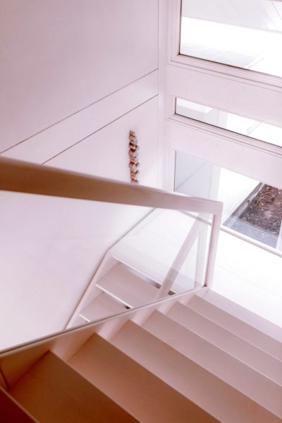 Modernes Fachwerk Haus Holz Glas Hell Holzstaenderhaus Holzskeletthaus Modern 28