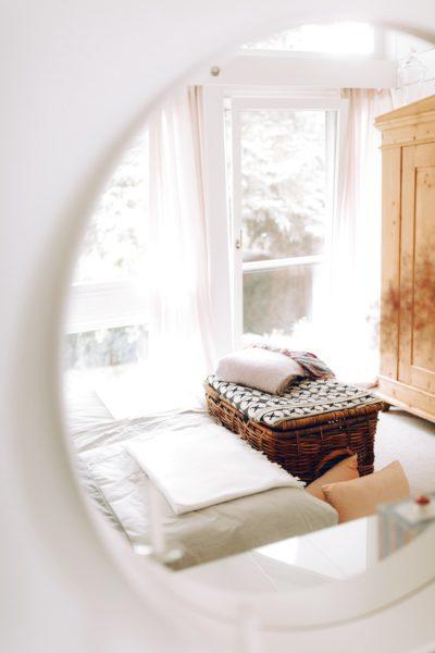 Modernes Fachwerk Haus Holz Glas Hell Holzstaenderhaus Holzskeletthaus Modern 40