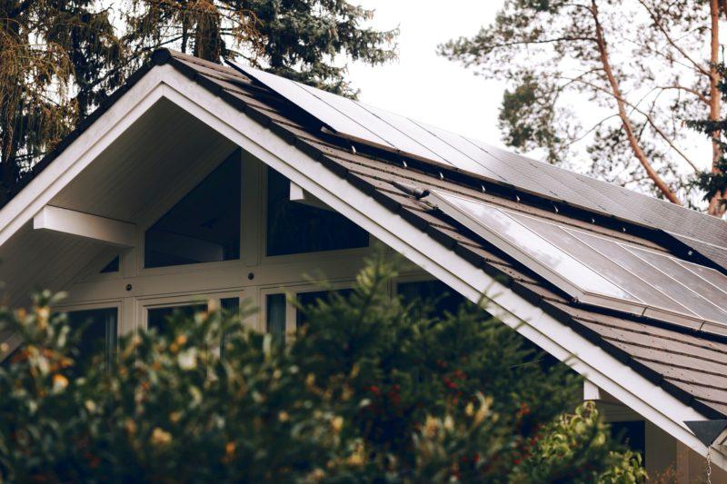 Modernes Fachwerk Haus Holz Glas Hell Holzstaenderhaus Holzskeletthaus Modern 7