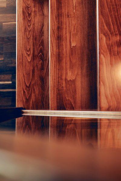 Modernes Fachwerk Haus Landhaus Braune Konstruktion Holzstaenderhaus Holzskelett 41