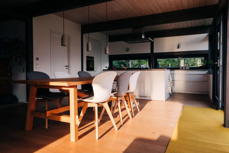 Modernes Fachwerk Landhaus Holzhaus Holzskelett Architektur Concentus 10