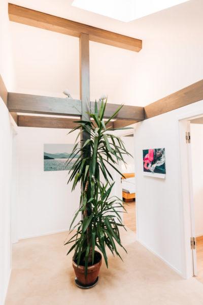 Modernes Fachwerk Landhaus Holzhaus Holzskelett Architektur Concentus 18