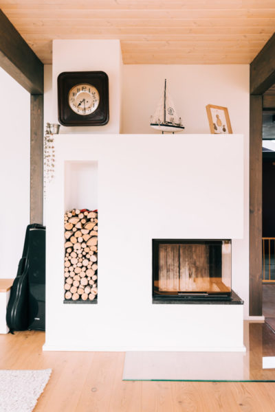 Modernes Fachwerk Landhaus Holzhaus Holzskelett Architektur Concentus 9