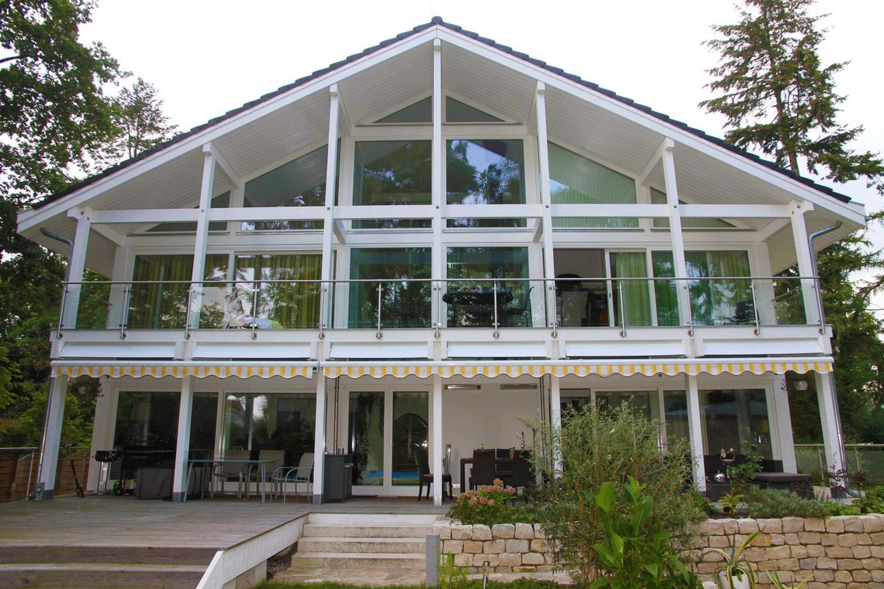 Modernes fachwerkhaus unsere neue referenz concentus for Modernes fachwerkhaus