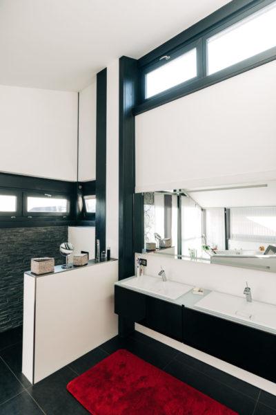 Modernes Fachwerkhaus Badezimmer Innen Interior Design Fachwerk Modern