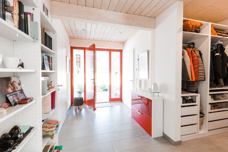 Modernes Fachwerkhaus Hell Fachwerk Holz Glas Concentus 18