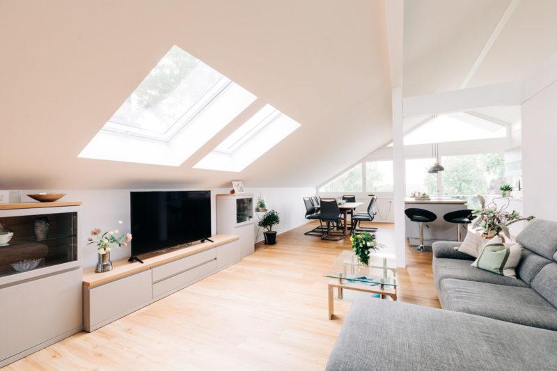 Modernes Fachwerkhaus Holzskelett Haus Holzhaus Concentus 6