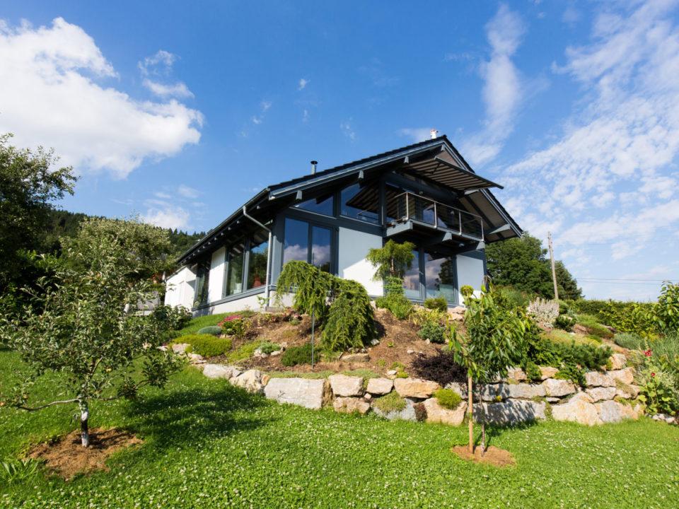 Modernes Landhaus bauen - CONCENTUS