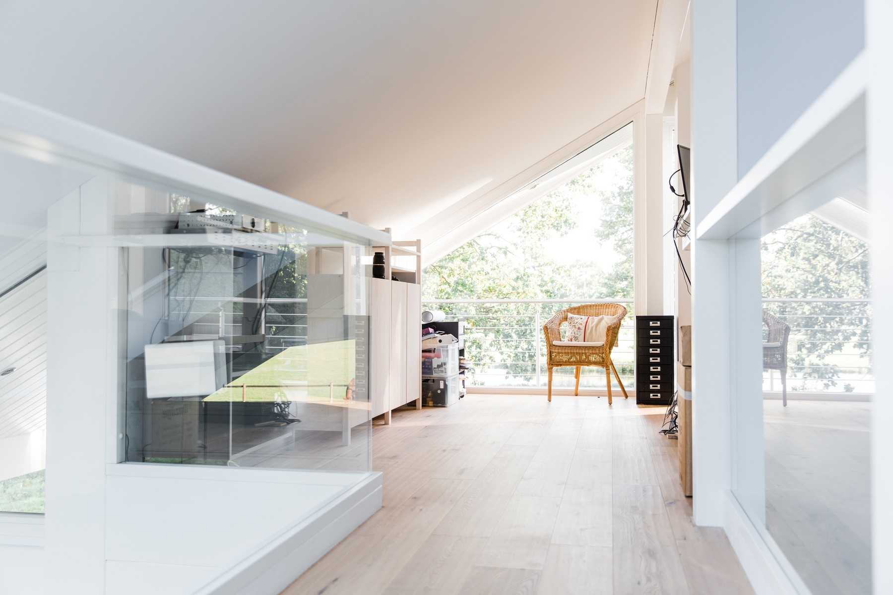 Modernes Fachwerkhaus modernes fachwerkhaus landhaus fachwerk holz glas weiss 16