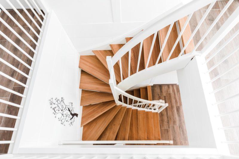 Modernes Fachwerkhaus Landhaus Hausbau Holzskelettbau Schwarz Weiss 9